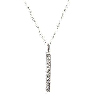 Collar Daydream barra de plata