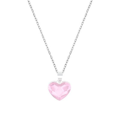 Collar Sweet girl love de plata - Rosaline