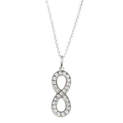 Collar Daydream infinito de plata