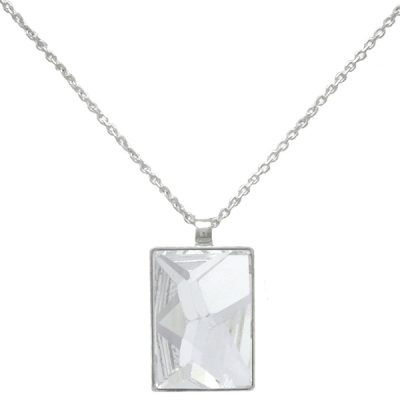 Collar Polygon - Crystal