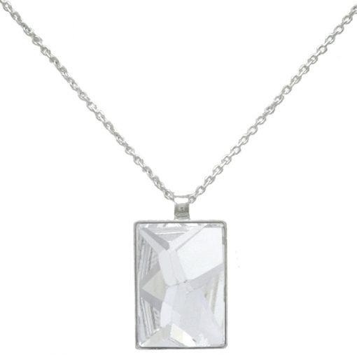 Collar Polygon - Crystal