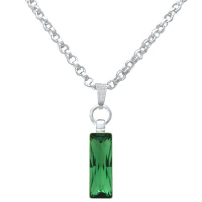 Collar Polygon - Emerald