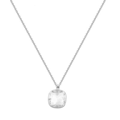crystal con cadena