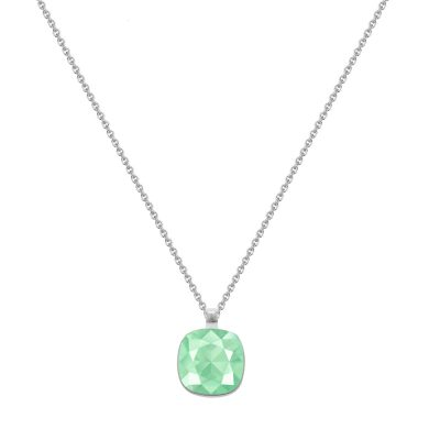 green mint con cadena